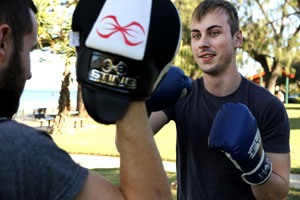 boxing boot camp in redcliffe and morayfield