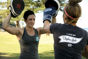 boxing boot camp redliffe and morayfield
