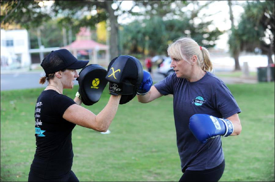 boxing bootcamp personal training at Redcliffe