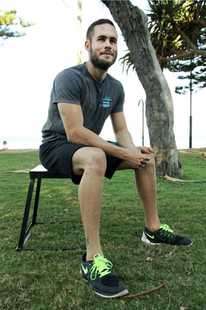sam taylor personal trainer redcliffe