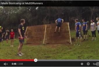 taylormade bootcamp at mudrunners